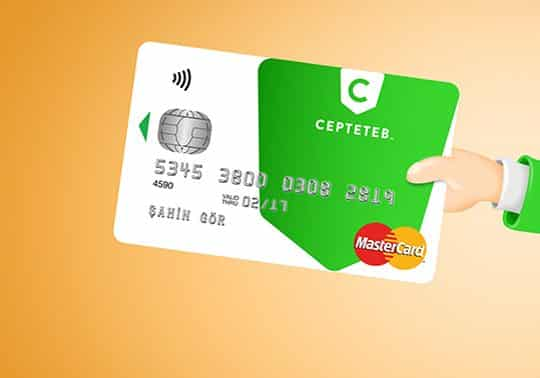 TEB Kart Şifresi Nasıl Alınır? CEPTETEB İnternet Bankacılığı